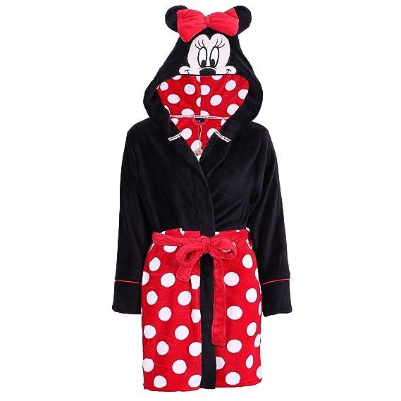 Disney Woman Luxury Soft Bath Robe Housecoat Dressing Gown Bathrobe ...