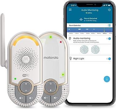 Motorola MBP164CONNECT Monitor de audio para bebé ...