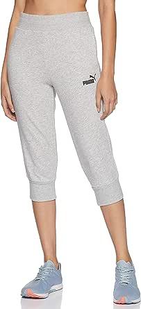 PUMA Women's ESS Capri Sweat Pants TR
