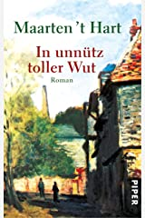 In unnütz toller Wut: Roman (German Edition) Kindle Edition