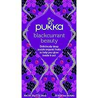 Pukka Herbs Blackcurrant Beauty Tea Bags, x