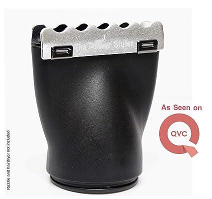 Accesorio de cerámica boquilla secador de pelo para el secador del soplo, crear liso brillante