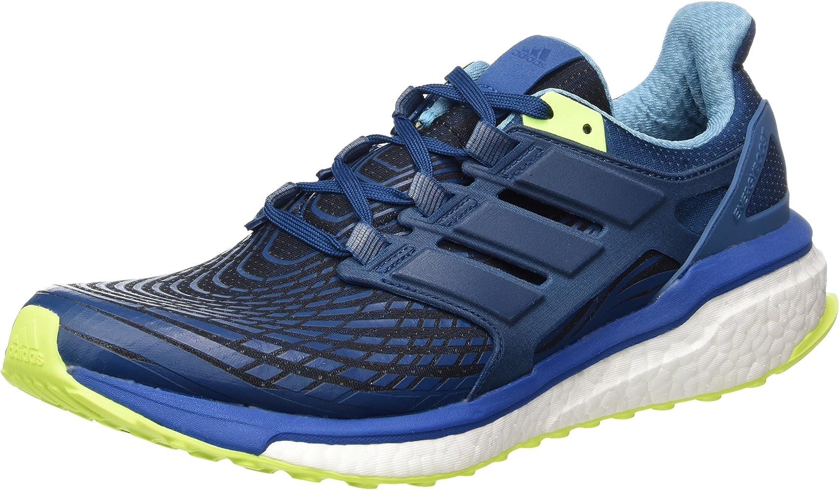 adidas Energy Boost M, Zapatillas de Running para Hombre, Azul ...