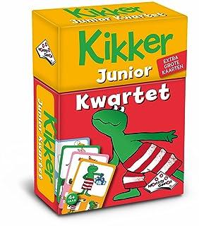 Unbekannt Identity Games 03040' Kwartet Kikker Junior Spiel
