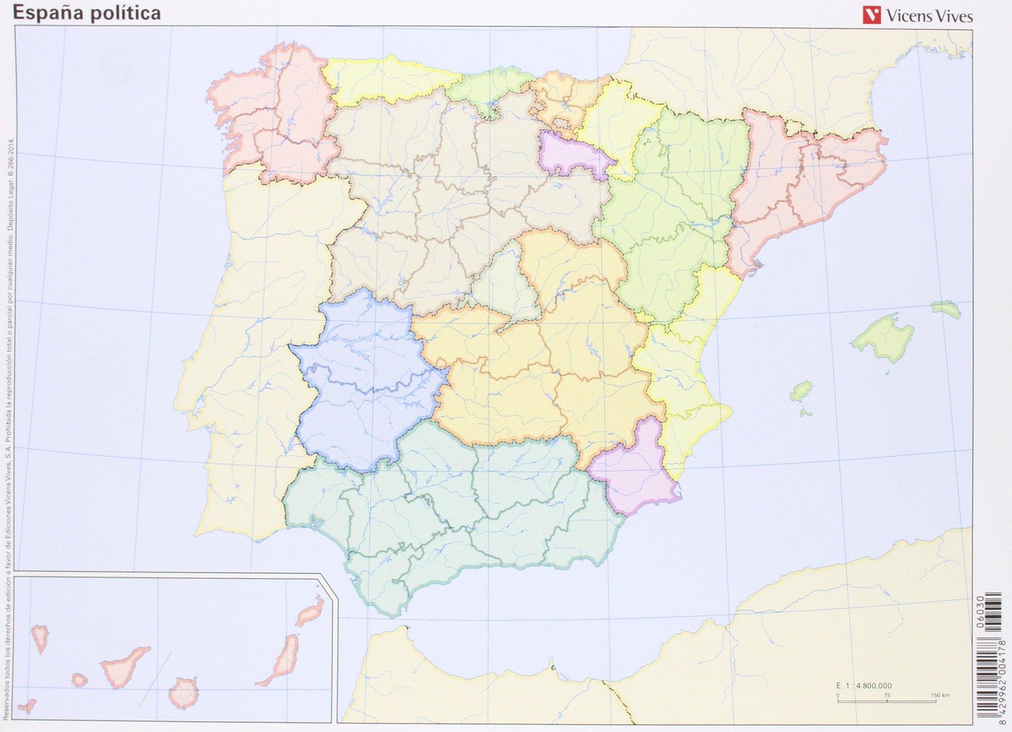 España Política: Amazon.es: Vv.Aa.: Libros