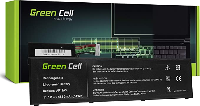 BATTERIA 11.1v 4850mah per Acer Aspire m5-481t m5-481tg