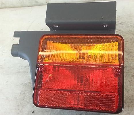 INDICATORI DI DIREZIONE SX-DX POSTERIORI PIAGGIO SI FL2 Auto e moto: ricambi e accessori Moto: accessori