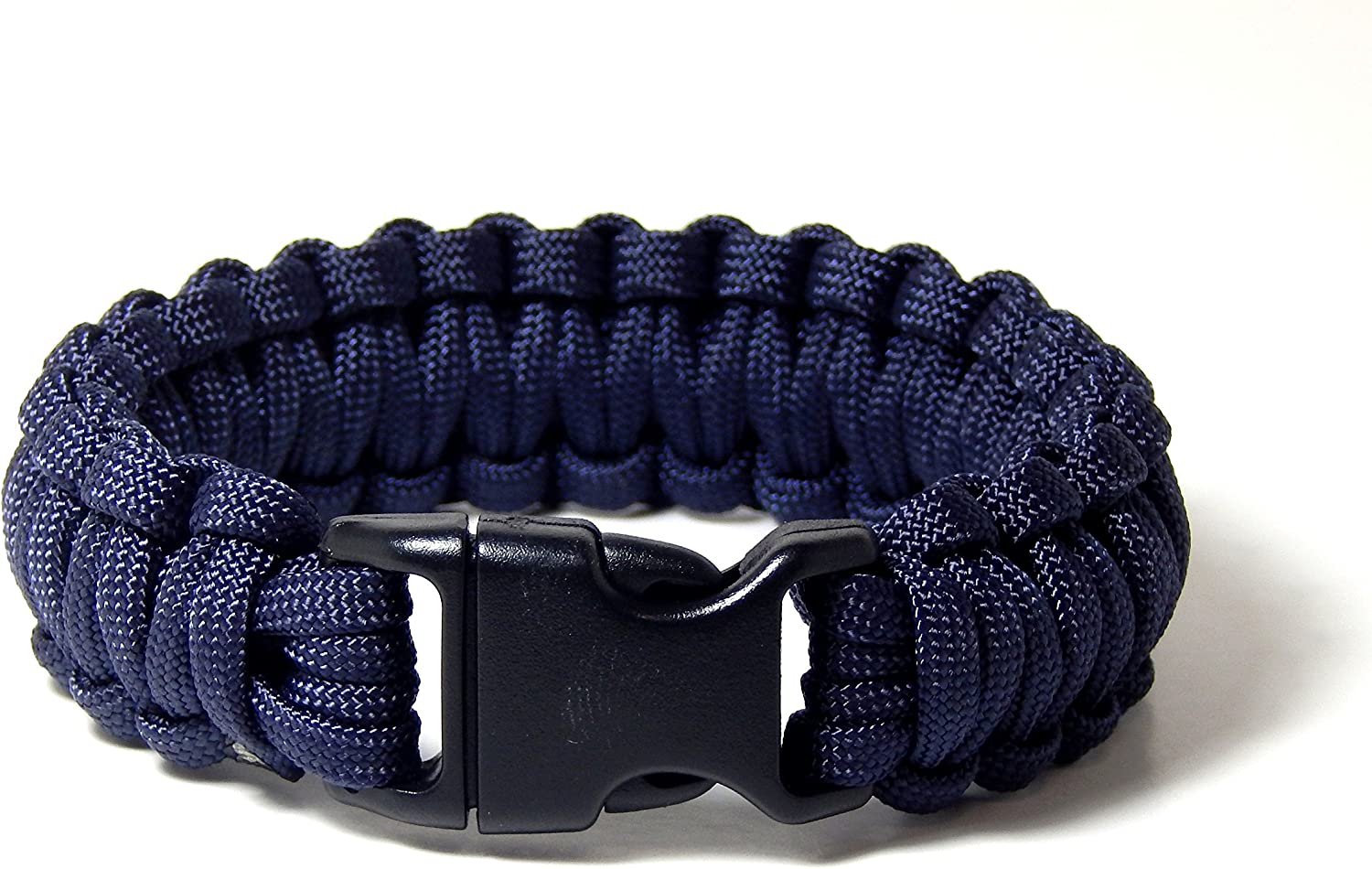 Kelly Vert /& Rouge-Paracord Corde Survie Bracelet-Made in the USA