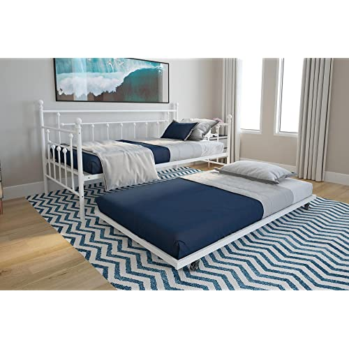 Bed With Pull Out Bed Amazon Com