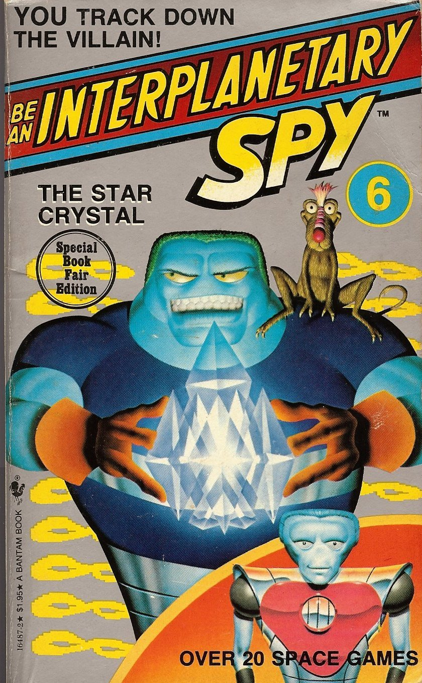 The Star Crystal: Based on a Story by Byron Preiss and Ron ...