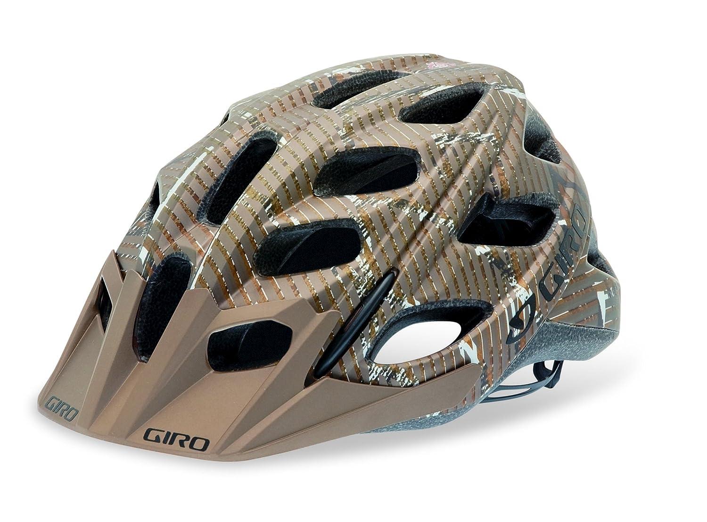 Giro MTB Helme Hex matte Braun lines logo (Größe  S)