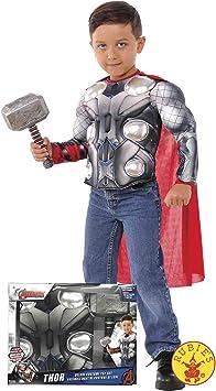 Los Vengadores/Thor/Marvel Disfraz de Thor Avengers con ...