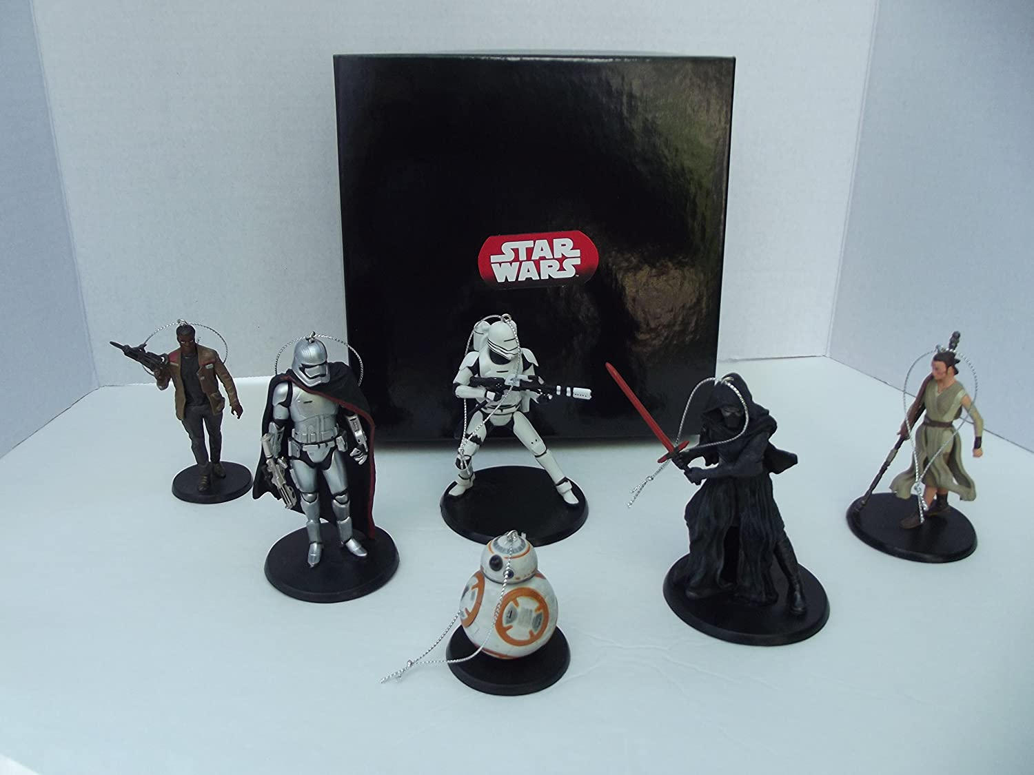Star Wars The Force Awakens Ornaments - Disney's Star Wars