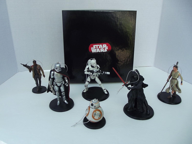 Star Wars The Force Awakens Ornaments - Disney's Star Wars