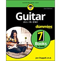 Guitar All-in-One For Dummies: Book + Online Video and Audio Instruction