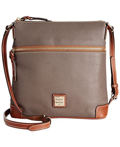 dc1690cd4 Dooney & Bourke Pebble Crossbody Elephant: Handbags: Amazon.com