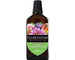 Seedlingers L-PF-032-C Plant Fertelixir 32oz Concentrate