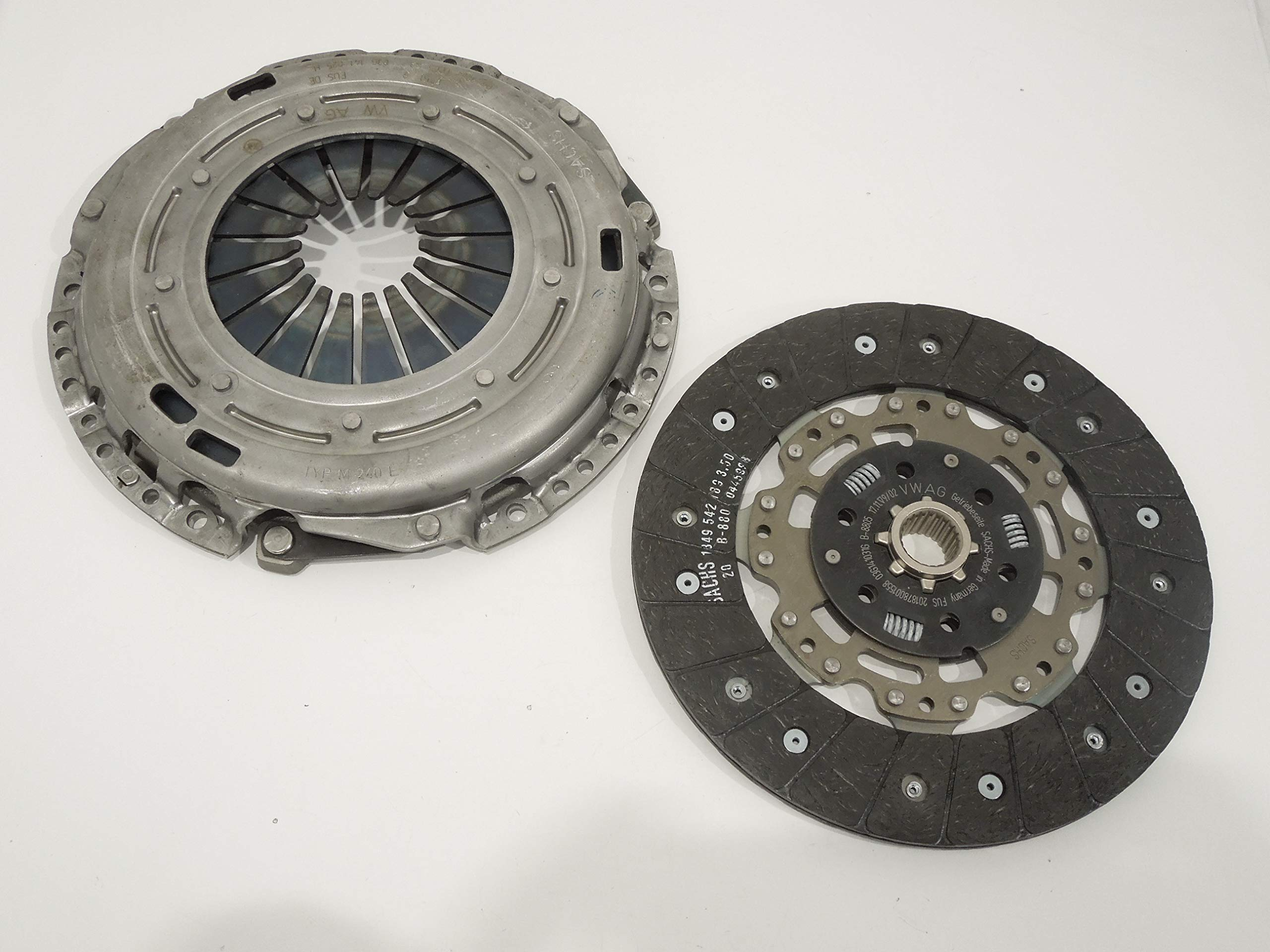 Audi A3 8P 2.0TDi Clutch and Pressure Plate New Genuine
