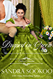 Draped in Green (Colors of Scandal Book 2)