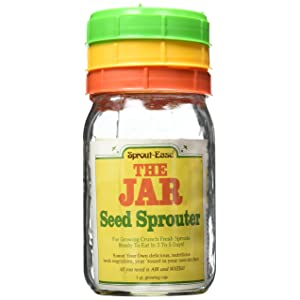 The Jar Seed Sprouter