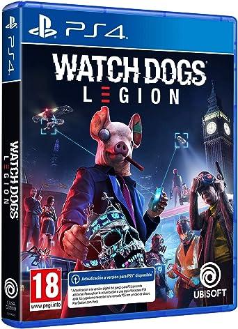 Watch Dogs: Legion en Amazon