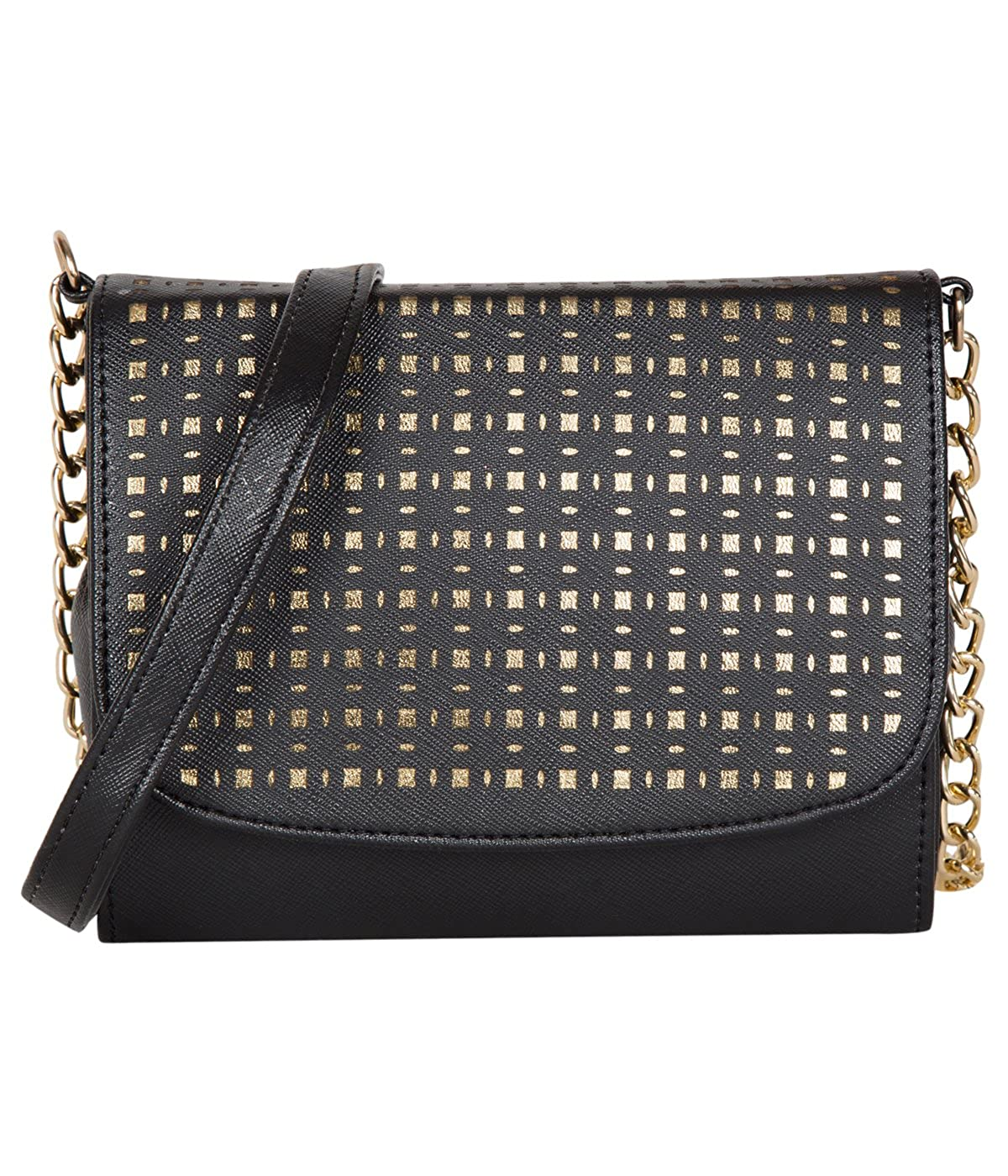 60479fdef9c ADISA SL5010 black women girls party sling bag  Amazon.in  Shoes   Handbags