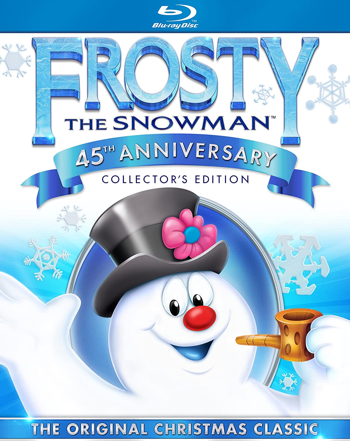 amazon com frosty the snowman blu ray billy de wolfe jackie