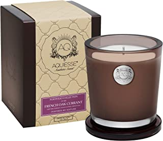 product image for Aquiesse Portfolio Collection Large Candle - French Oak Currant (10 oz)