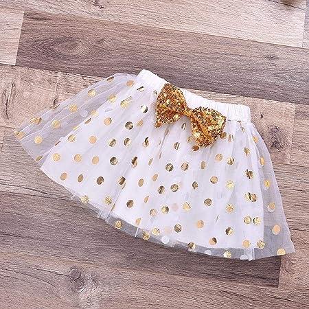 Vectry Vestidos De Niñas Princesa Vestido Bebé Niñas Conjunto De Atuendos De Cumpleaños De Falda De Malla Bow Dot Tops De Letter Outfits Vestido De Tutú Flores Cumpleaños