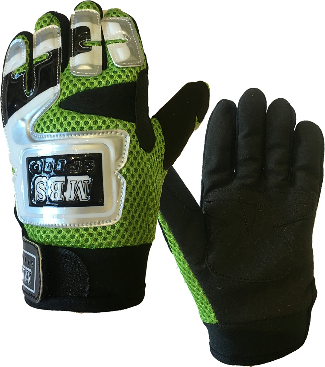 Kids Junior Cub Youth Children Motocross Motorcycle BMX Enduro Off Road Textile Gloves MBS GTC15