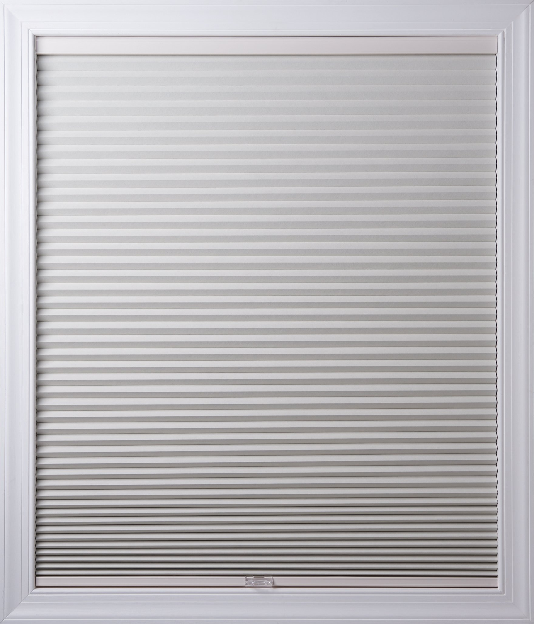 New Age Blinds Room Darkening Inside Frame Mount Cordless Cellular Shade, 46 x 48-Inch, White Dove by New Age Blinds