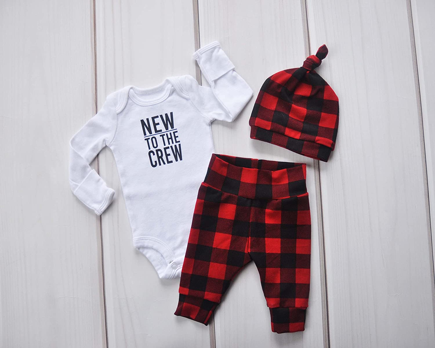 New to the Crew Coming Home Outfit