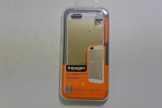 Amazon.com: iPhone 6 Caso, Spigen [exact-fit] [Thin Fit ...