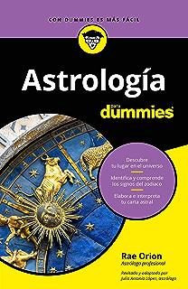 Astrología para Dummies (Spanish Edition)