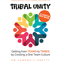 Tribal Unity: Getting from Teams to Tribes by Creating a One Team Culture (English Edition)