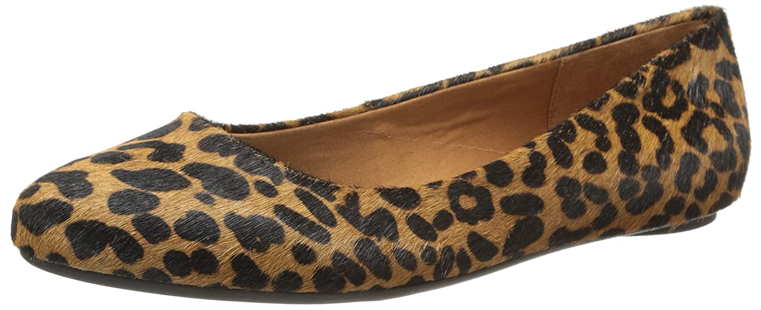 Dr. Scholl's Women's Really Flat B06W73FNRF 7.5 C/D US|Brown/Black Leopard