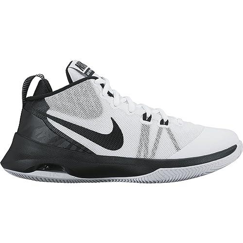 Nike 852446-100, Zapatillas de Baloncesto para Mujer, Blanco (White/Metallic Silver/Black), 40 EU: Amazon.es: Zapatos y complementos