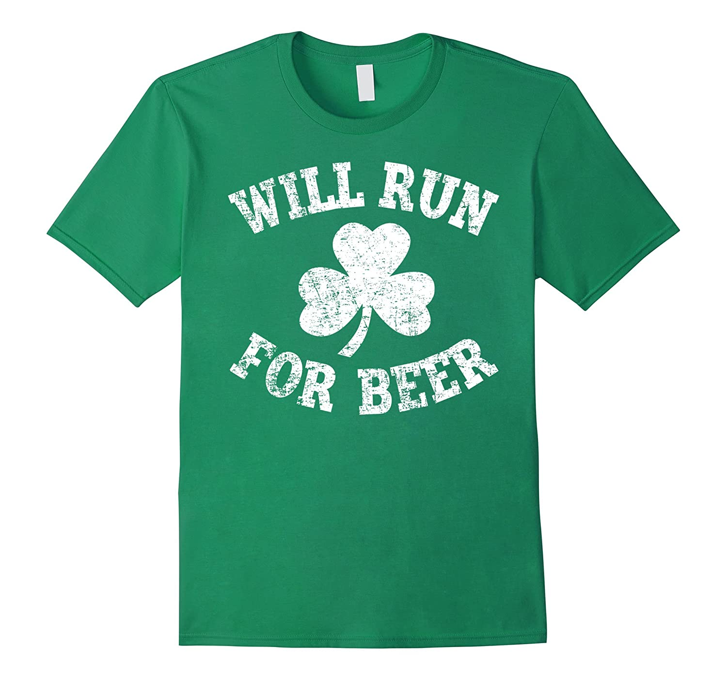 Will Run For Beer Shirt-TD
