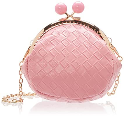 Pinky Family Super Cute Girls Purse Candy