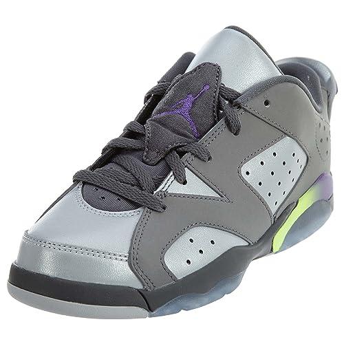 Nike Jordan 6 Retro Low GP, Scarpe Sportive Bambina