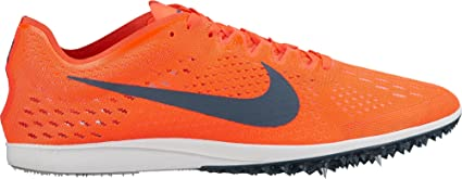 size 40 05037 31443 Nike Men s Zoom Matumbo 3 Track and Field Shoes - Orange Blue, 13 D