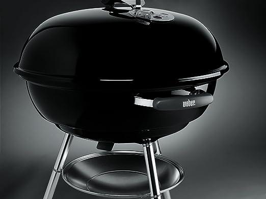 Weber 1321004 - Barbacoa Weber Compact Kettle 57Cm Black