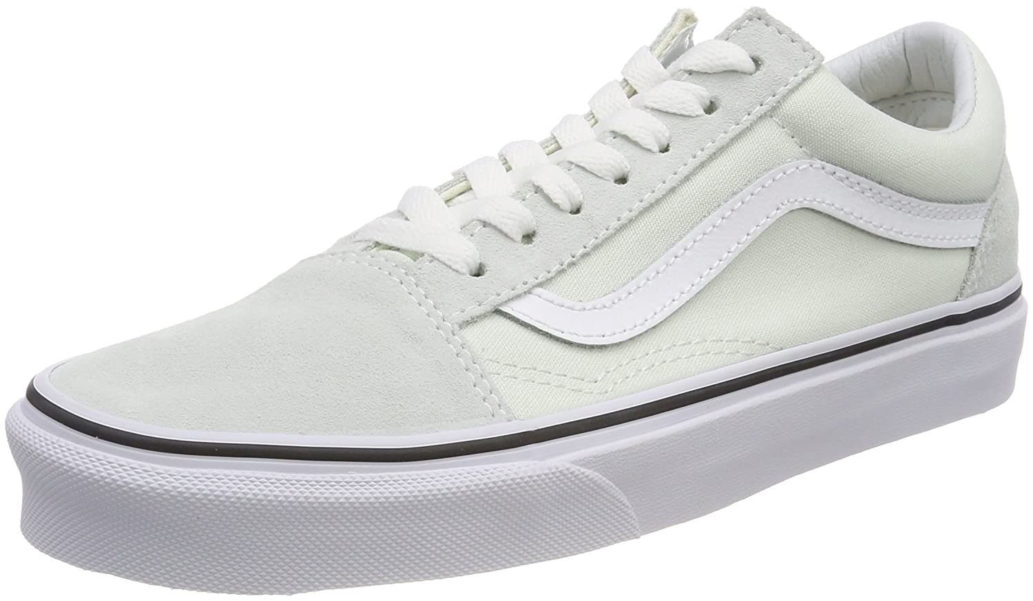 7c39e8e8f4bcab Vans Women s Old Skool Trainers  Amazon.co.uk  Shoes   Bags