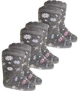 EveryKid Ewers 1er inkl Fashionguide EW-24191-S17-BM1 2er oder 3er Pack Babysneaker M/ädchensneaker Sneakers/öckchen Sneaker Kurzstr/ümpfe S/öckchen Socken einfarbig f/ür Babys