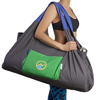 Amazon.com: Uhawi - Bolsa para esterilla de yoga con 4 ...