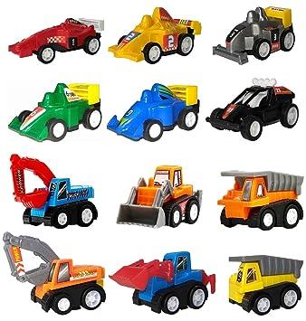 Amazon Com Winone Pull Back Cars Mini Toy Cars 3 4 5 Year Old Boy