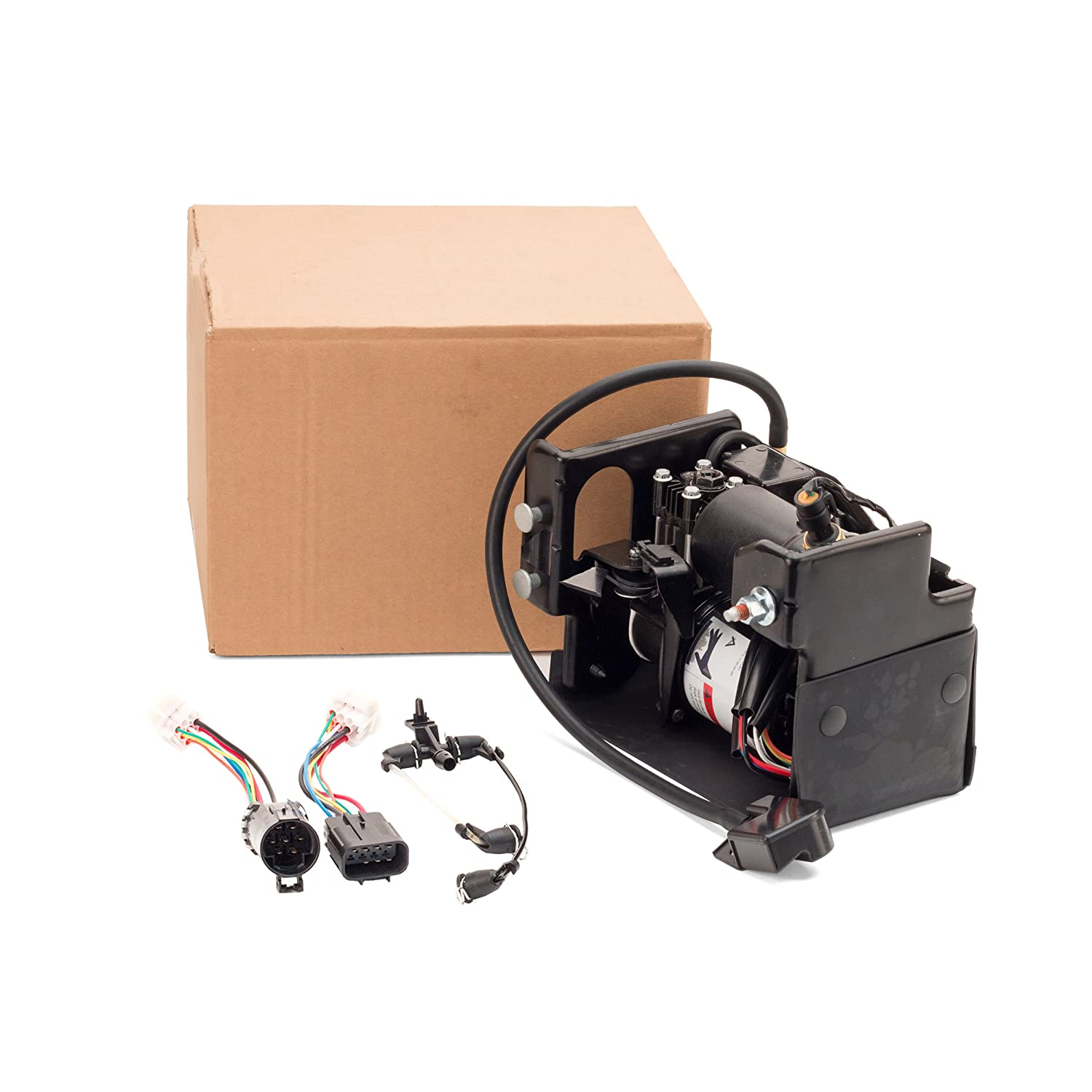 Arnott P-2793 Air Suspension Compressor (00-14 Various GM SUVs, Complete  Assembly)