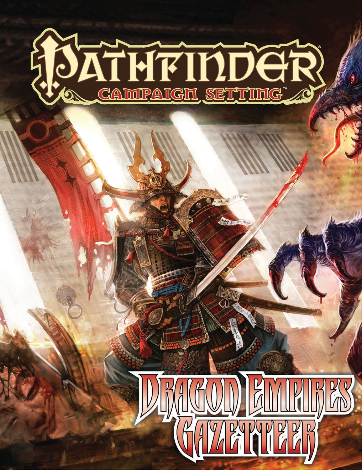 Pathfinder Campaign Setting: Dragon Empires Gazetteer: James ...