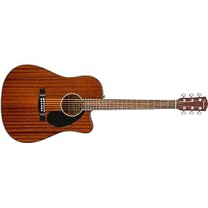 Fender All Mahogany Acoustic Guitar