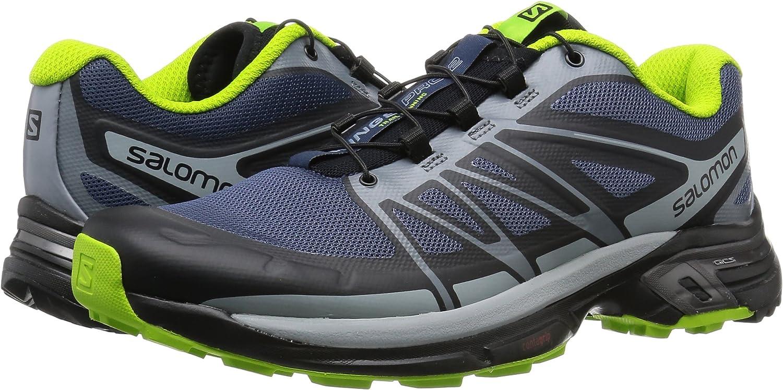 SALOMON L38155500, Zapatillas de Trail Running para Hombre: Amazon ...
